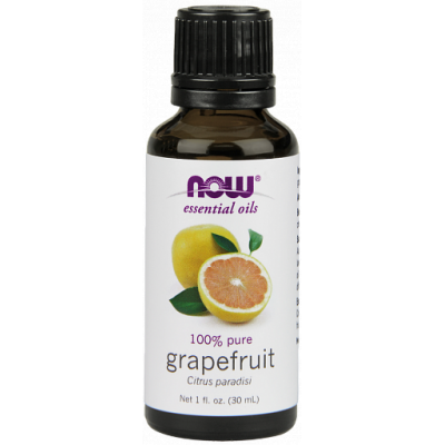 Грейпфрут (100% эфирное масло) NOW, 30 мл