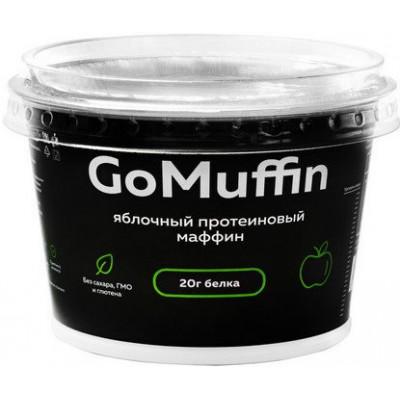 Протеиновый маффин Яблочный Gо Muffin, Васко, 54 г