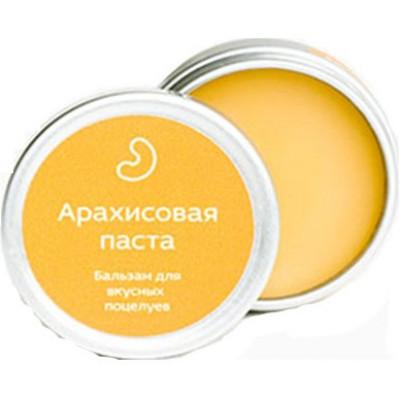 Бальзам для губ Арахисовая паста, Laboratorium & Мыльная Белка, 10 мл