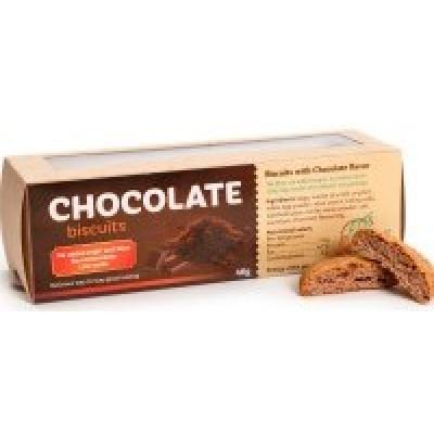 """Песочное печенье """"Шоколад"""", Fit&Sweet, 43 г"""