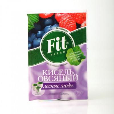 Пакет-саше Кисель овсяный «ФитПарад» «Лесные ягоды»