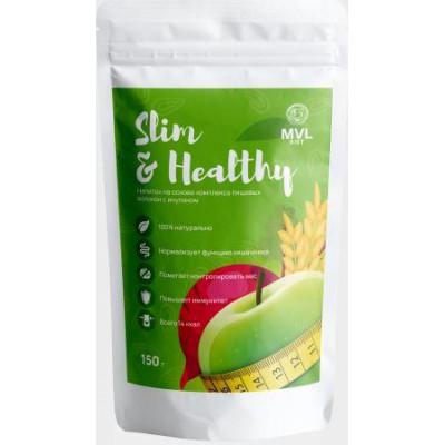 Напиток SLIM & HEALTHY растворимый сухой, MVL,150 г