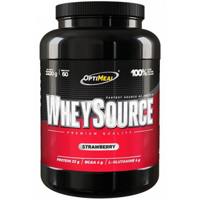 OptiMeal Whey Source Big (74 порции) 2220 г