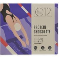 Молочный протеиновый шоколад со стевией, О12, 50 г
