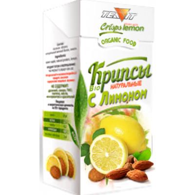 Крипсы яблочные с Лимоном, Тиавит, 30 г