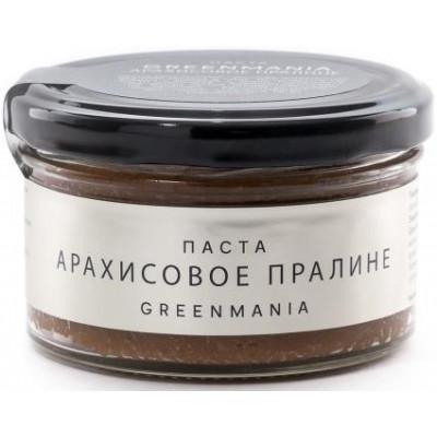 Паста Арахисовое пралине, GreenMania,150 г