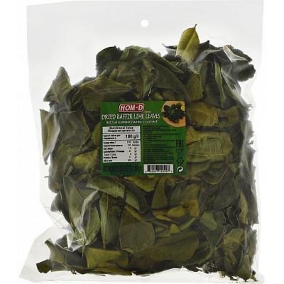 Листья каффир-лайма сушеные, UnitedSpices, 100 г