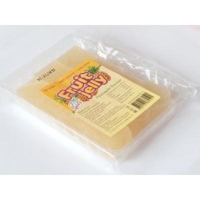 Мармелад со вкусом Ананаса низкокалорийный без сахара, Fit&Sweet, 120 г