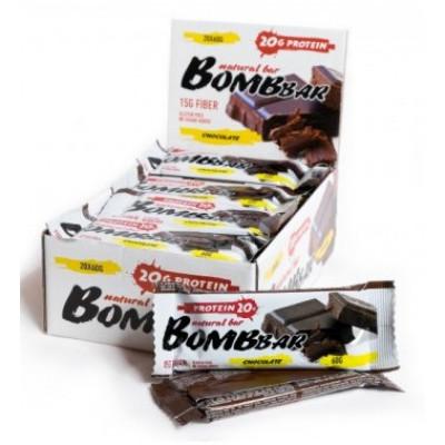 Протеиновый батончик Шоколад, Bombbar, 60 г