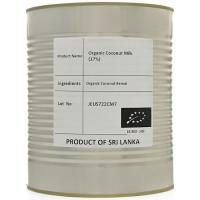 Органическое кокосовое молоко Econutrena, 17%, 3 л, ж/б