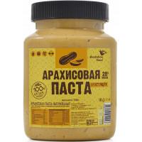 Арахисовая паста хрустящая натуральная, Evolution Food, 1150 г