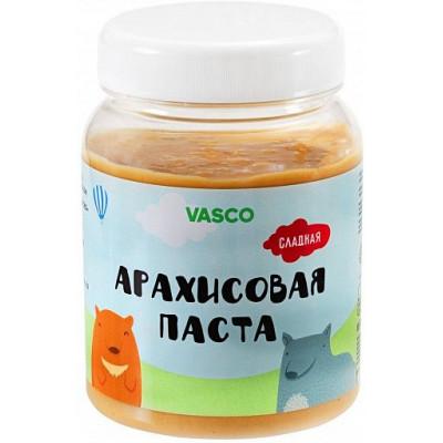 Сладкая арахисовая паста, Vasko, 320 г