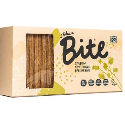 Хлебцы хрустящие гречневые, Bite, 150 г