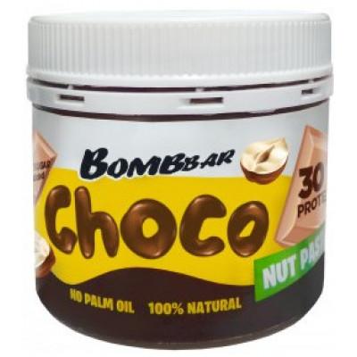 Шоколадная паста с фундуком, Bombbar, 150 г