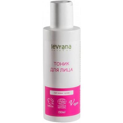 Тоник для сухой кожи, Levrana,150 мл