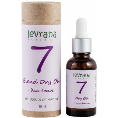 Сухое масло 7 для волос, Levrana, 30 мл
