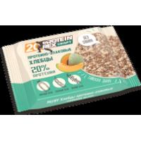 Хлебцы протеино-злаковые Тайская дыня 20% Crispy, ProteinRex, 55 г