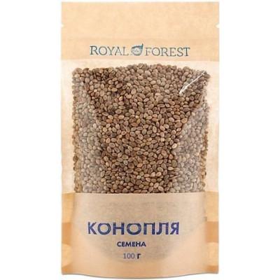 Семена конопли неочищенные, Транскэроб, 100 г