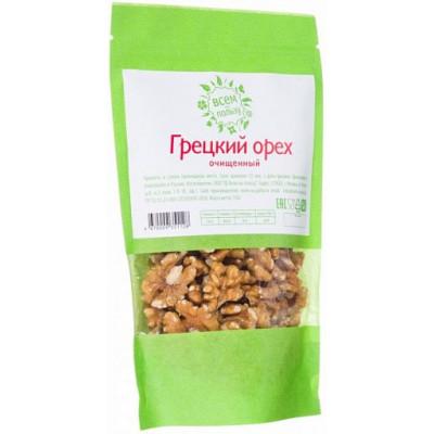 Орехи Грецкий орех, Всем на пользу, 180 г