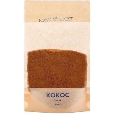 Кокосовый сахар, Royal Forest, 200 г