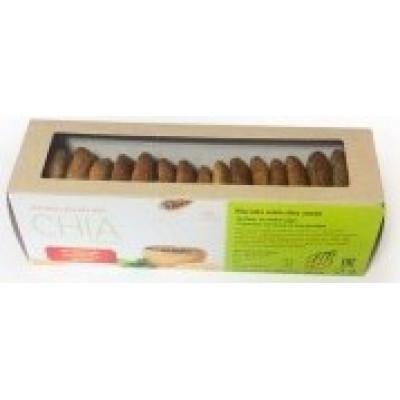 Печенье из овсяных отрубей с семенами Чиа, Fit&Sweet, 50 г