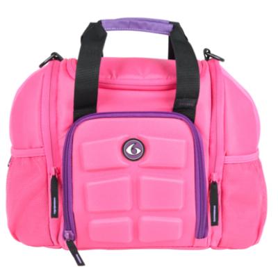 Женская сумка с контейнерами для еды Innovator Mini Pink/Purple (розовый/фиолетовый)