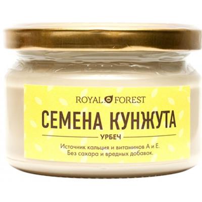 Урбеч из кунжута Royal Forest