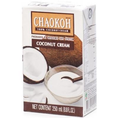 Кокосовые сливки, Chaocoh, 250 мл