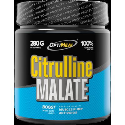 CITRULLINE Malate (без вкуса) OptiMeal, 280 г (80 порций)