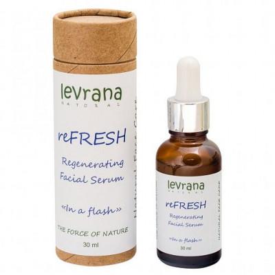 Сыворотка регенерирующая для лица «reFRESH», Levrana, 30 мл