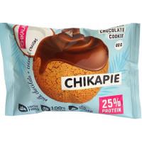 Печенье протеиновое глазированное с начинкой Кокос, ChikaLab, 40 г