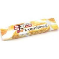 Батончик протеиновый с L-карнитином Апельсин 25%, ProteinRex, 40 г