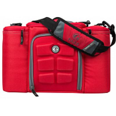 Сумка для питания Innovator 300 Red/Grey (красный/серый), 6 Pack Fitness