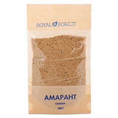 Амарант (семена), Royal Forest, 100 г