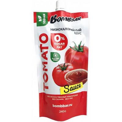 Соус Сладкий томат низкокалорийный, Bombbar, 240 г