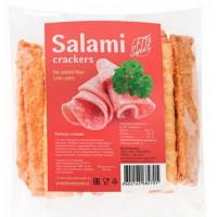 Крекер со вкусом салями, Fit & Sweet, 110 г