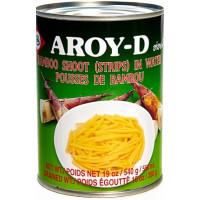 Ростки бамбука (полоски), AROY-D, 0.54 кг, ж/б