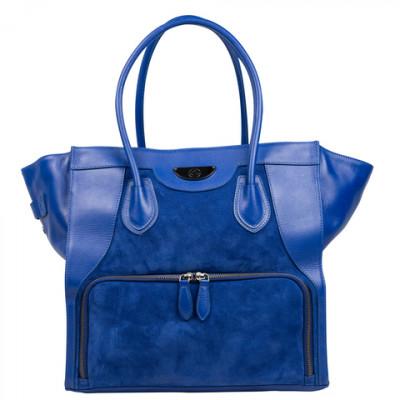 Женская сумка Victoria Elite Tote Black/Pink (синий), 6 Pack Fitness