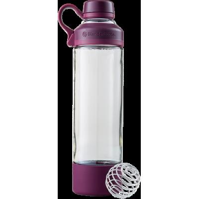 Бутылка - Шейкер Mantra 591 мл Plum, Blender Bottle, стекло