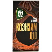Коэнзим Q10, капсулы 30 шт по 700 мг, ФитАктив