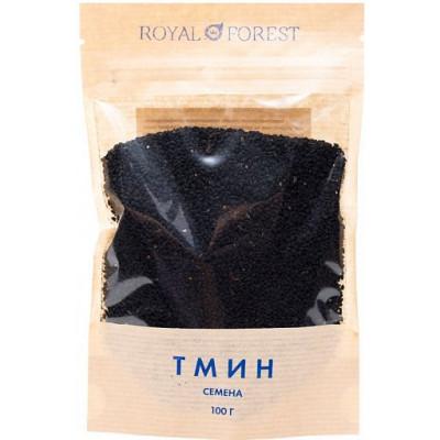 Тмин (семена), Royal Forest, 100 г