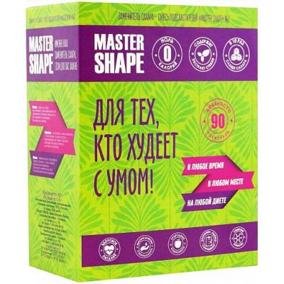 "Заменитель сахара ""Master Shape №2"", 45 г ( 90*0,5 г)"