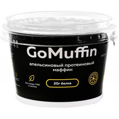 Протеиновый маффин Апельсиновый Gо Muffin, Васко, 54 г