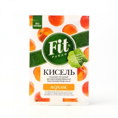 Пакет-саше Кисель витаминизированный быстрорастворимый «ФитПарад» «Персик»