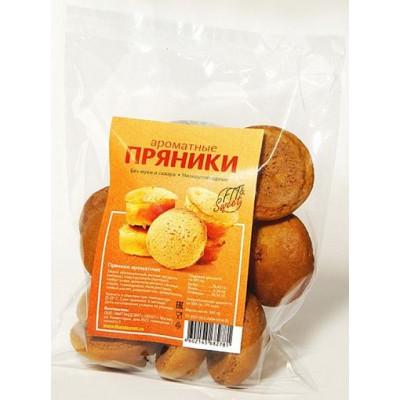 Пряники низкоуглеводные ароматные, Fit&Sweet, 100 г