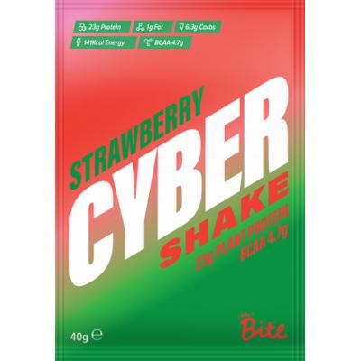 Шейк Клубника, Cyber Bite, 40 г
