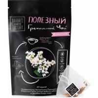 Гречишный чай пакетированный, Nature''s own factory, 10*3 г