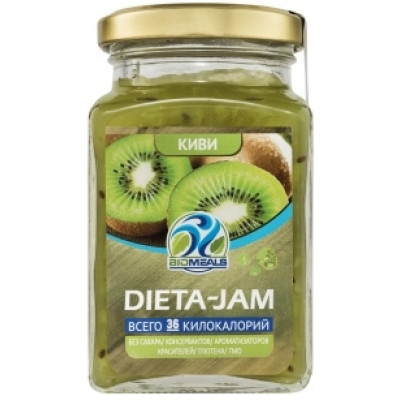 Джем Киви, Dieta-Jam, 230 г