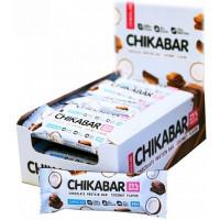 Батончик глазированный Кокос с шоколадной начинкой, ChikaLab, 60 г