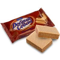 """Вафли """"Добрый совет"""" шоколадные на фруктозе 73гр"""
